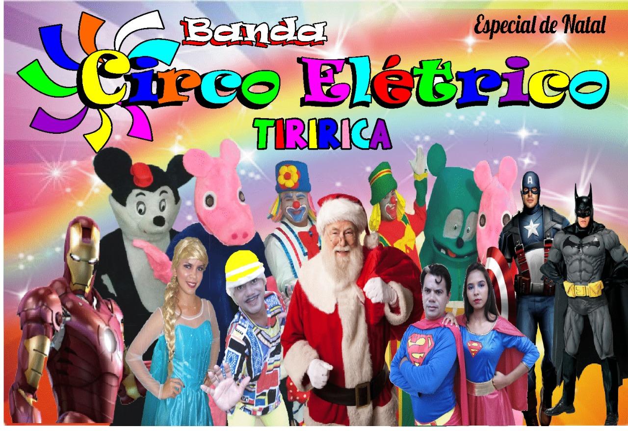 BANDA CIRCO ELETRICO