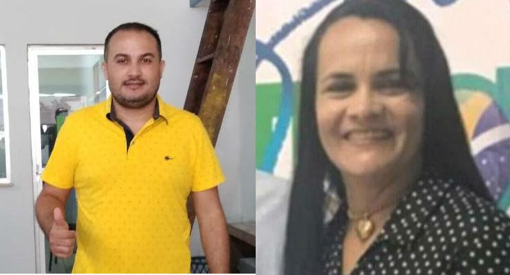 Marcio Mavines & Cristiane Varão